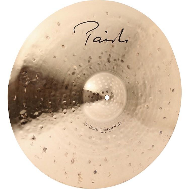 PaisteSignature Series Dark Energy MKII Ride Cymbal