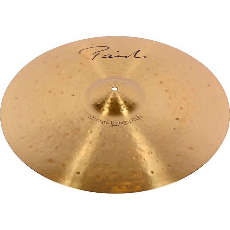 Paiste Signature Series Dark Energy MKII Ride Cymbal  22 Inch