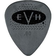 EVH Signature Series Picks (6 Pack) 0.60 mm Gray/Black