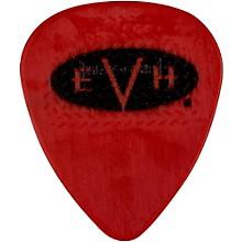 EVH Signature Series Picks (6 Pack) 0.60 mm Red/Black