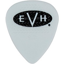 EVH Signature Series Picks (6 Pack) 1.0 mm White/Black