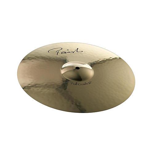 Paiste Signature Series Reflector Full Crash Cymbal