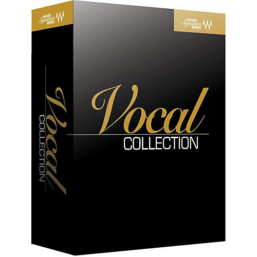 Waves Signature Series Vocals Native/TDM/SG Software Download-thumbnail