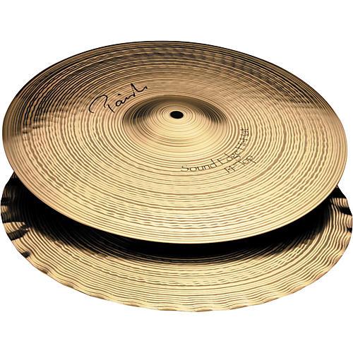 Paiste Signature Sound Edge Hi-Hats (Pair)  14 Inches