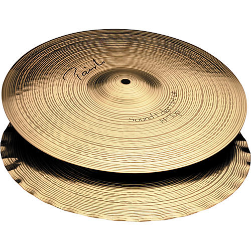 Paiste Signature Sound Edge Hi-Hats (Pair)  14 in.