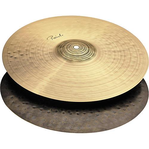 Paiste Signature Traditionals Medium Light Hi-Hat (Pair)