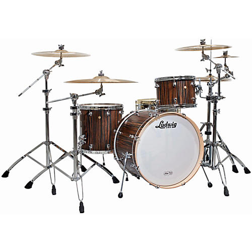 Ludwig Signet 105 Gigabeat 3-Piece Shell Pack-thumbnail