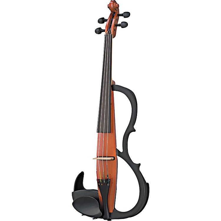 Yamaha Silent Electric Viola Brown