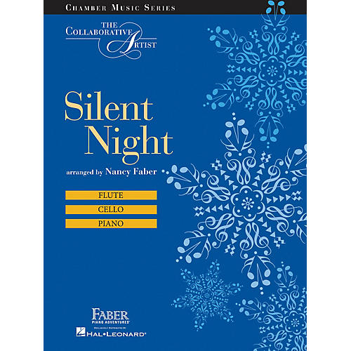 Faber Piano Adventures Silent Night (The Collaborative Artist Chamber Music Series) Faber Piano Adventures® Series-thumbnail