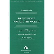 Gentry Publications Silent Night for All the World Score & Parts Composed by Pepper Choplin