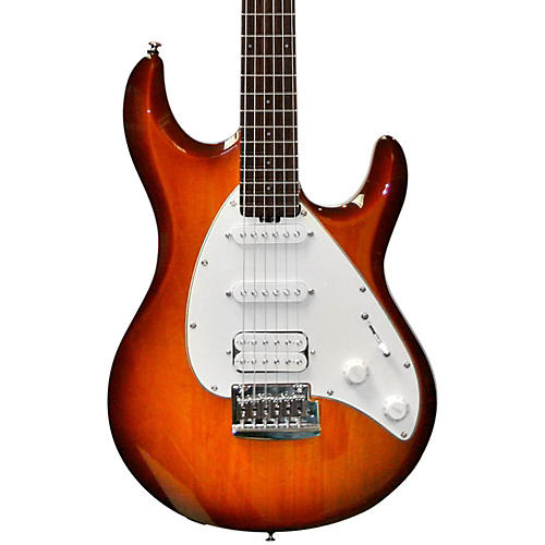 Sterling by Music Man Silo3 Electric Guitar Tobacco Sunburst