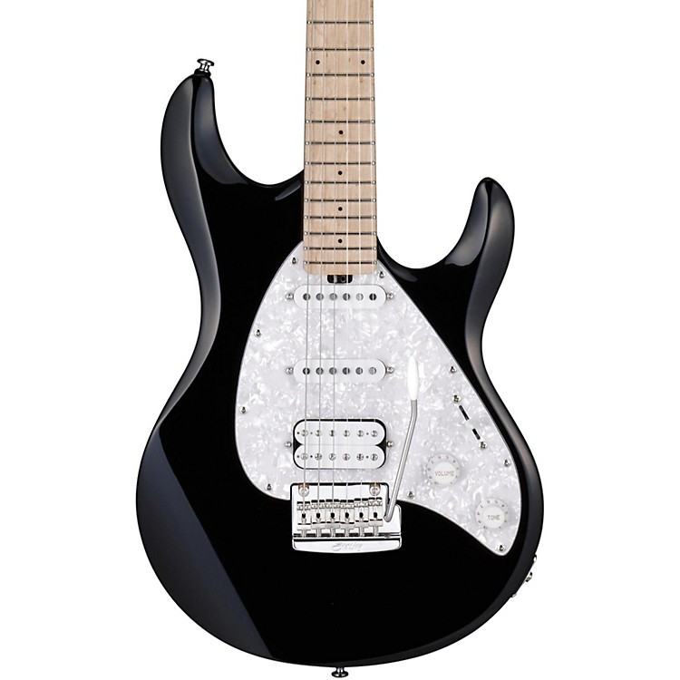 Sterling by Music Man Silo30D Electric Guitar Black Finish