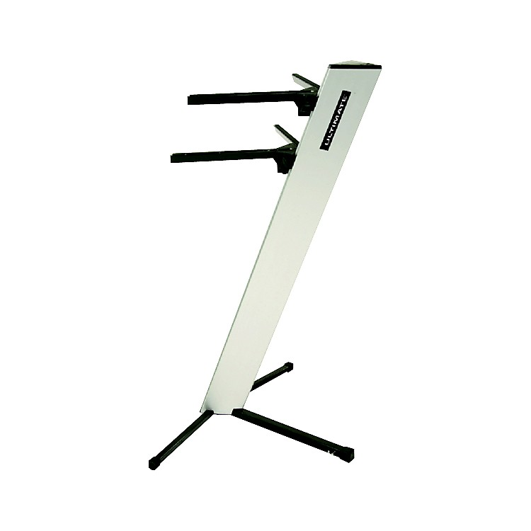 Ultimate Support Silver AX48S Apex Column Keyboard Stand