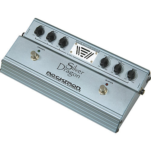 Rocktron Silver Dragon Tube Distortion Pedal