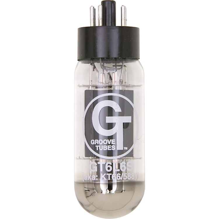 Groove Tubes Silver Series ST-6L6-S Power Tube