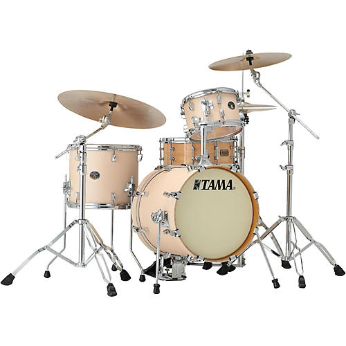 Tama Silverstar 3-Piece Metro-Jam Shell Pack with 16 in. Bass Drum-thumbnail