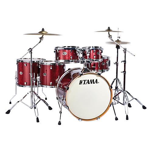 Tama Silverstar 6-Piece Hyper-Drive Limited Shell Pack
