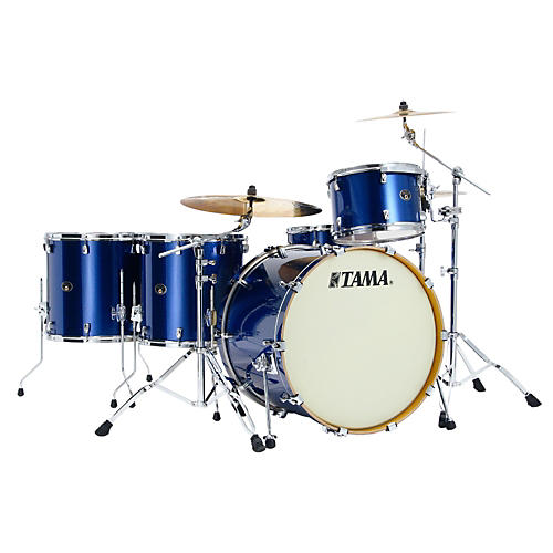 Tama Silverstar VK Limited Edition 5-Piece Power Rock Shell Pack
