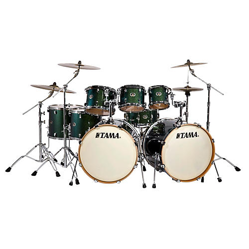 Tama Silverstar VK Limited Edition 8-Piece Double Bass Shell Pack-thumbnail