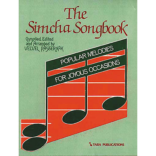 Tara Publications Simcha (Songbook)-thumbnail