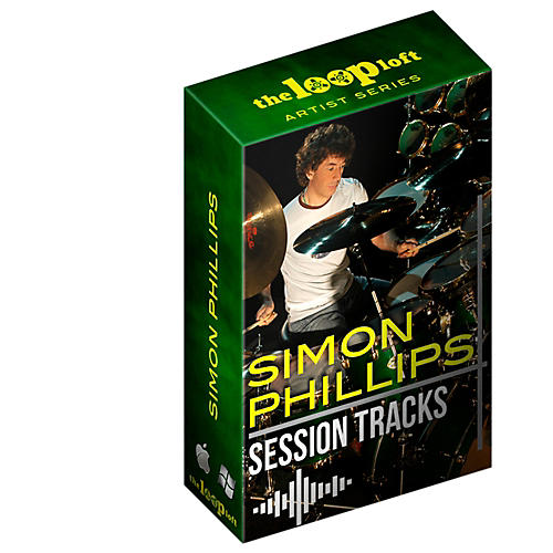 The Loop Loft Simon Phillips Session Drum Tracks