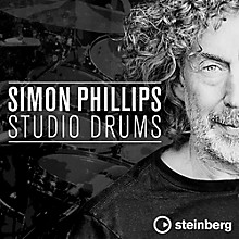 Steinberg Simon Phillips Studio Drums VST Sound Set