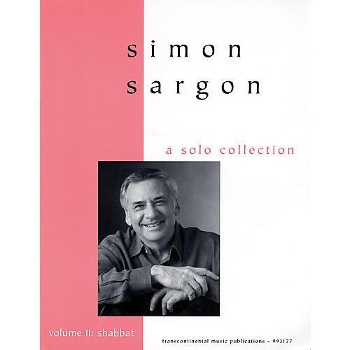 Transcontinental Music Simon Sargon - A Solo Collection Transcontinental Music Folios Series Performed by Simon Sargon-thumbnail