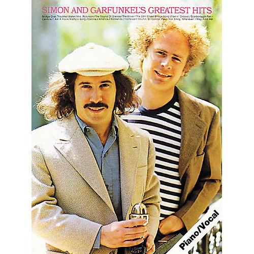 Hal Leonard Simon and Garfunkel's Greatest Hits Guitar Tab Book