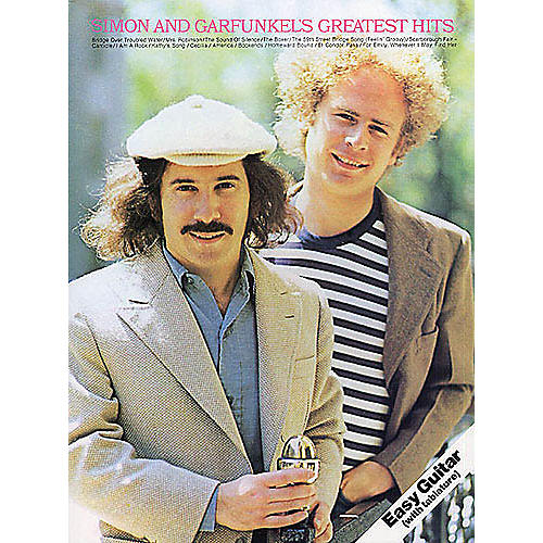 Music Sales Simon and Garfunkel's Greatest Hits Music Sales America Series Softcover Performed by Simon And Garfunkel-thumbnail