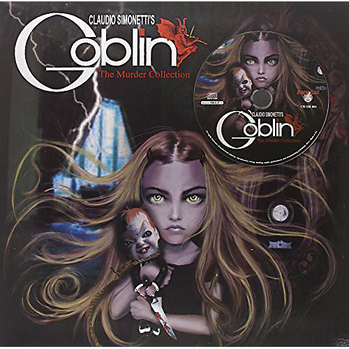 Alliance Simonetti Goblin Claudio - Murder Collection / O..S.T.