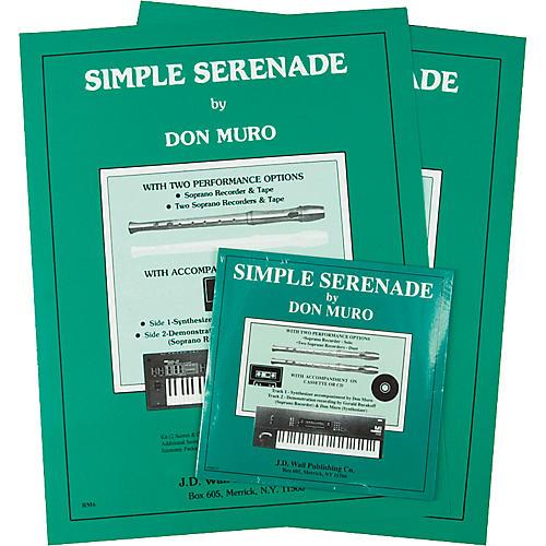 Magnamusic Simple Serenade 2 Scores with CD-thumbnail
