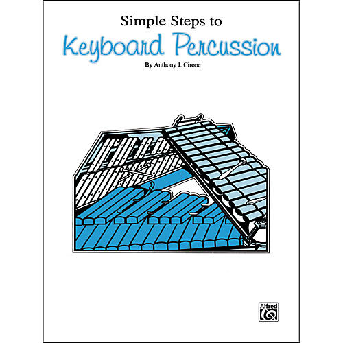 Alfred Simple Steps to Keyboard Percussion Book