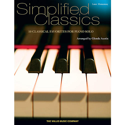 Willis Music Simplified Classics (Later Elem Level) Willis Series by Various-thumbnail