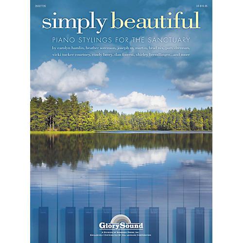 Shawnee Press Simply Beautiful PIANO SOLO-thumbnail