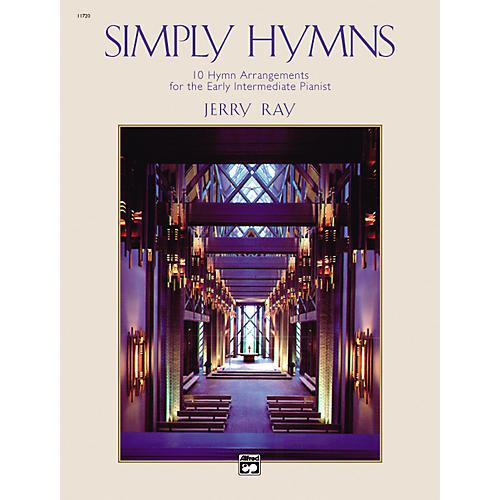 Alfred Simply Hymns Easy Piano