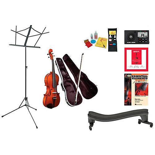 Knilling Sinfonia Beginner Student 1/2 Violin Bundle