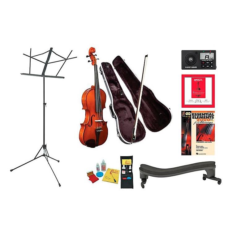 KnillingSinfonia Beginner Student 4/4 Violin Bundle