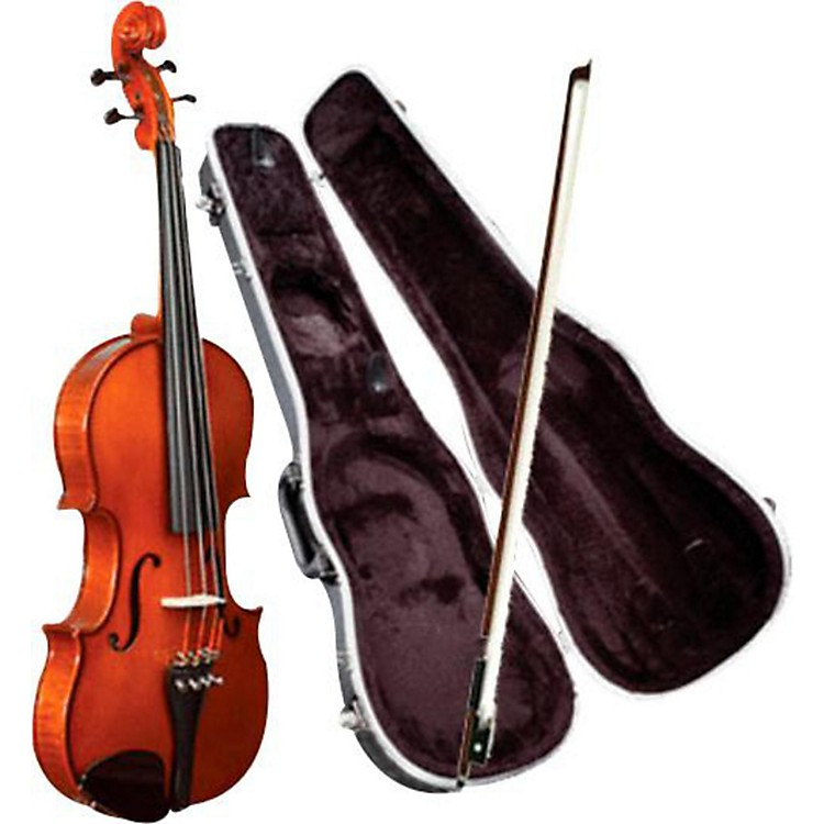 Knilling Sinfonia Violin Outfit w/ Perfection Pegs 4/4