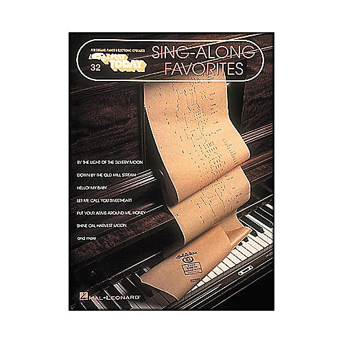 Hal Leonard Sing Along Favorites E-Z Play 32