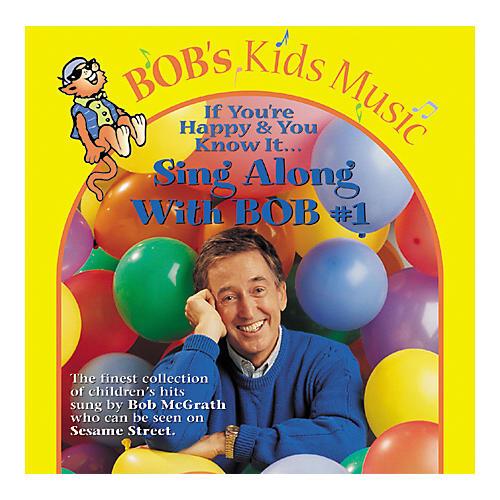 Bob McGrath Sing Along with Bob #1 CD