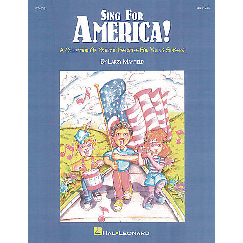 Hal Leonard Sing For America - Book