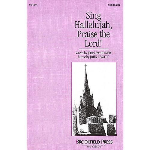 Hal Leonard Sing Hallelujah, Praise the Lord! (SATB) SATB
