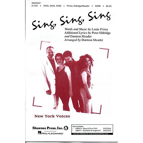 Hal Leonard Sing, Sing, Sing SATB
