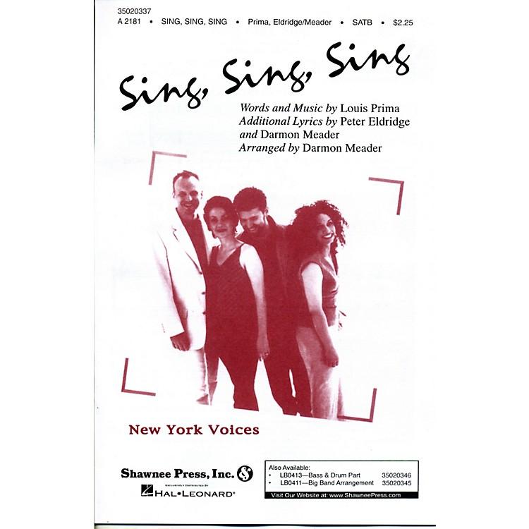 Hal LeonardSing, Sing, Sing SATB
