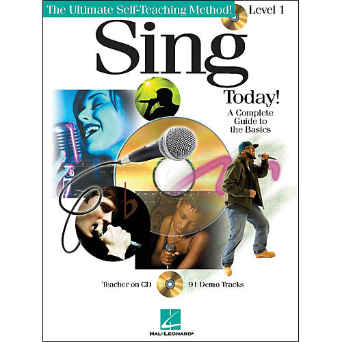 Hal Leonard Sing Today! Level One (Book/CD)-thumbnail