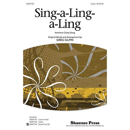 Shawnee Press Sing-a-Ling-a-Ling 2-Part-thumbnail
