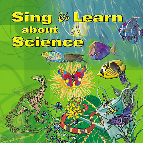 Kimbo Sing and Learn about Science Pre K-3 CD/Guide
