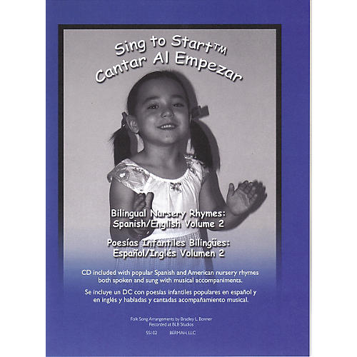 Rhythm Band Sing to Start Spanish/English (Book/CD)