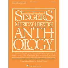 Hal Leonard Singer's Musical Theatre Anthology Duets Volume 3