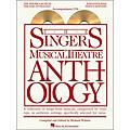 Hal Leonard Singer's Musical Theatre Anthology Teen's Edition Baritone/Bass CD's Only